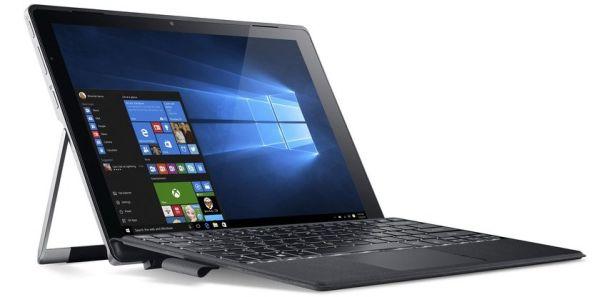 Стартовали продажи нового планшета Acer Switch Alpha 12