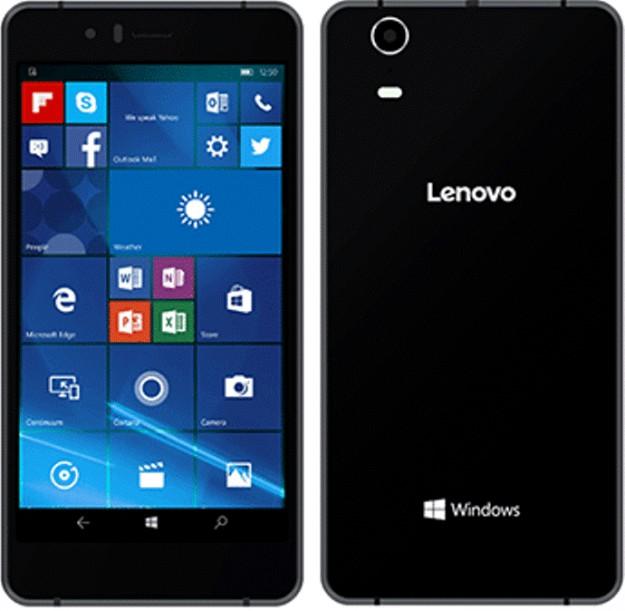 Lenovo анонсировала стеклянный смартфон Lenovo 503LV