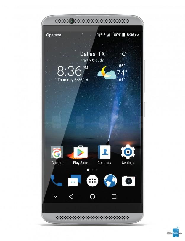 Появились подробности о новом китайском смартфоне ZTE Axon 7 Mini