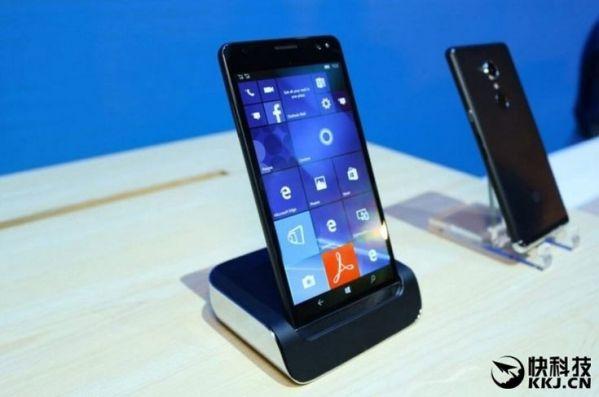 Стала известна дата начала продаж нового смартфона HP Elite x3