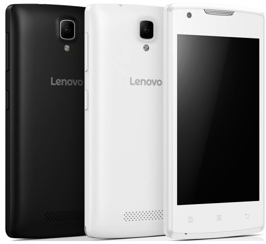 Lenovo показала ультрабюджетный смартфон Vibe A