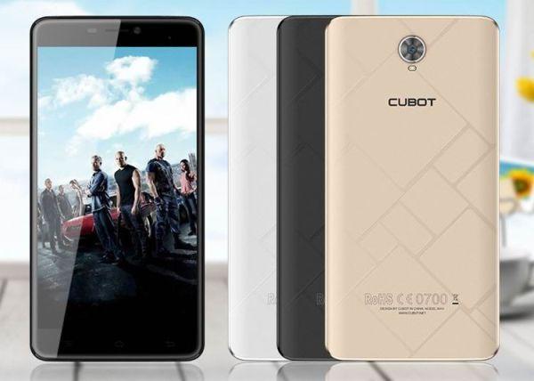Гигантский смартфон Cubot Max будет доступен уже в конце лета