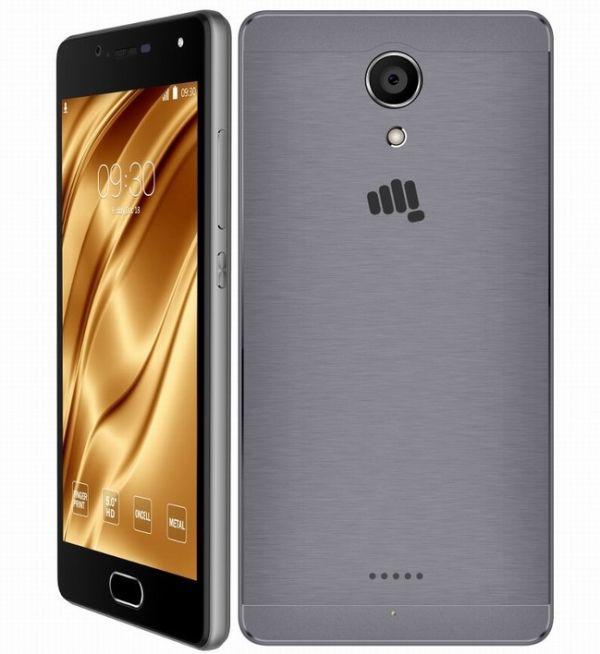 Micromax анонсировала новый мобильник Canvas Unite 4 Plus