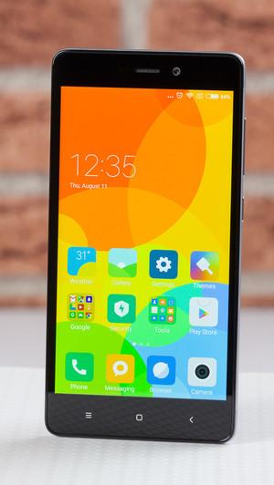 Xiaomi Redmi 3s экран