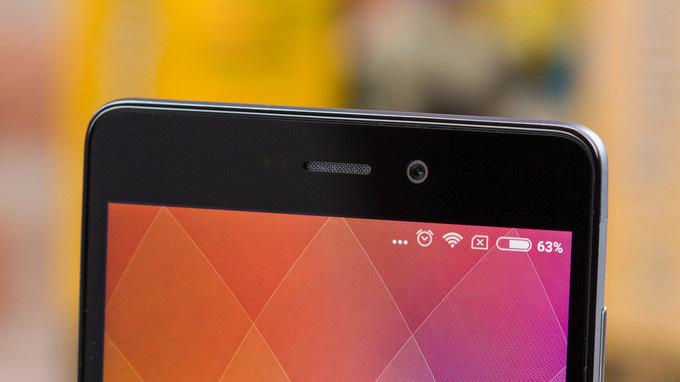 Xiaomi Redmi 3s разговорный динамик