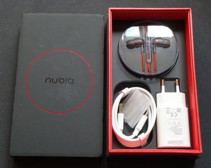ZTE Nubia Z11 комплектация