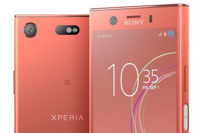 Sony Xperia XZ2 и Compact