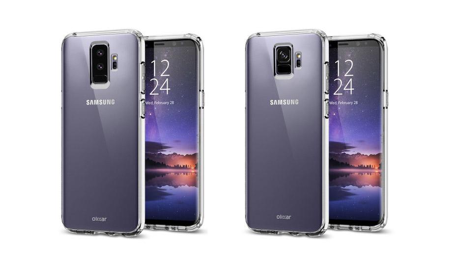 Galaxy S9 и S9+