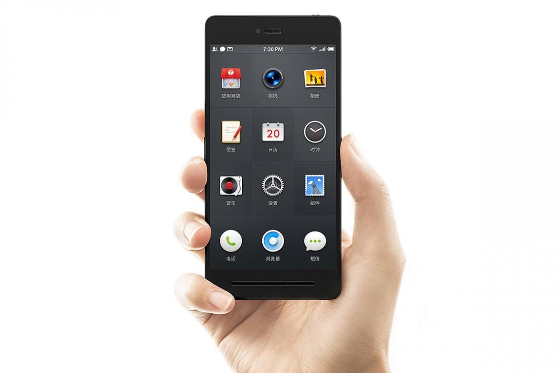 Smartisan – «убийца» Iphone